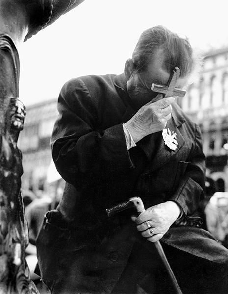 Venice. Corpus Domini, 1957