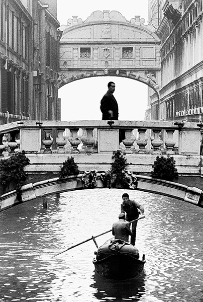 Venice. The Bridge of Sighs, 1960 c.