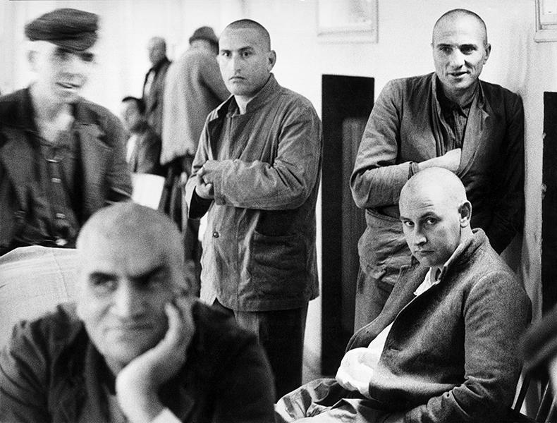 Parma. Psychiatric hospital, 1968