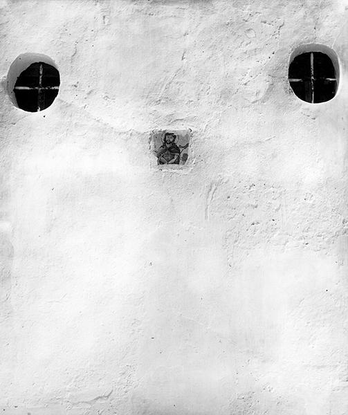 White Wall, 1953