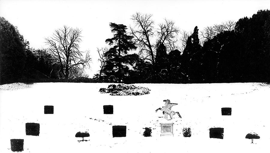The Enchanted Garden, 1954