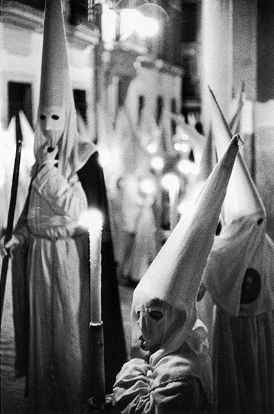 Semana Santa in Cordoba, 1959