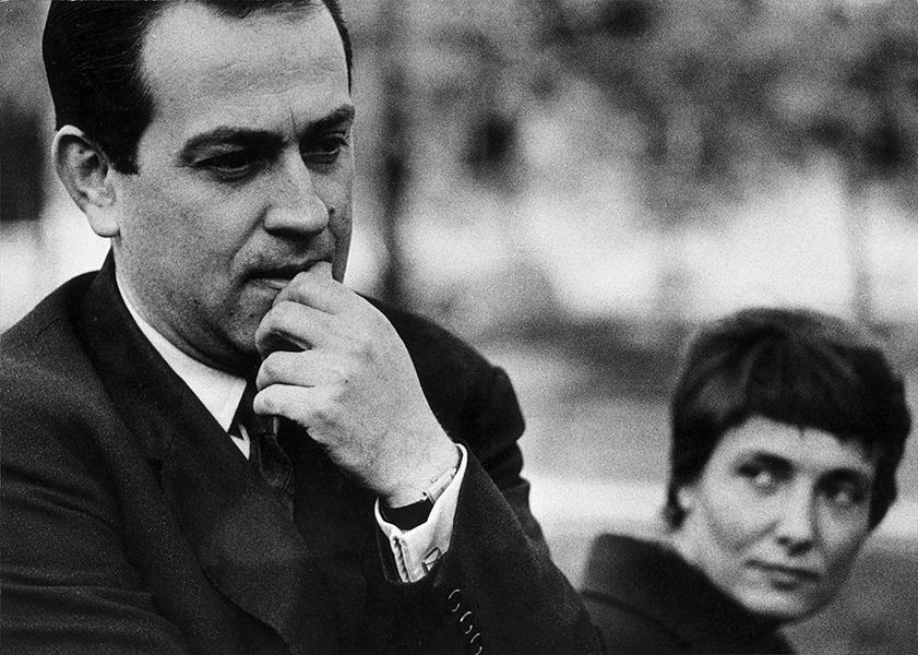 Italo and Alberta, 1963 c.
