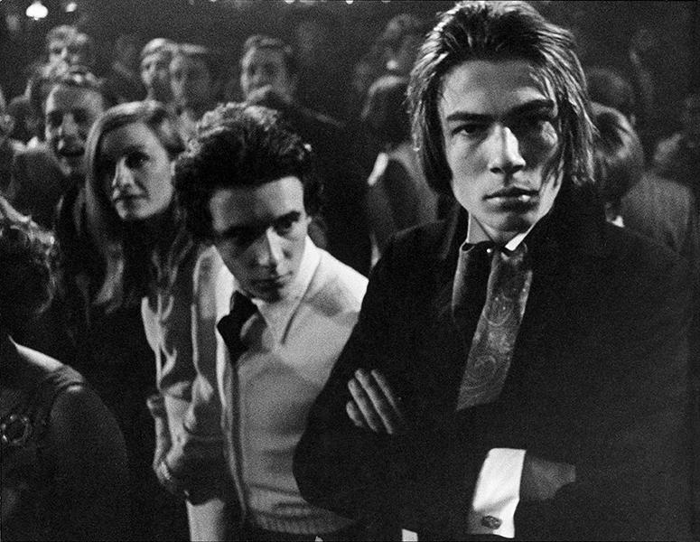 Milan. Wanted Club, 1968
