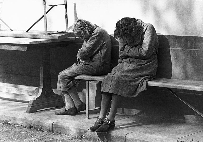 Gorizia. Psychiatric Hospital, 1968