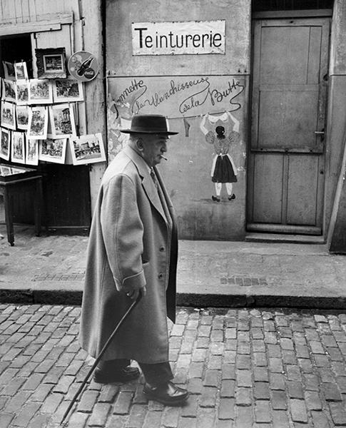 Paris, 1957