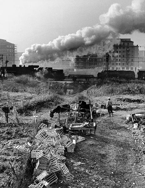 Milan. Ortica District, 1955 c.