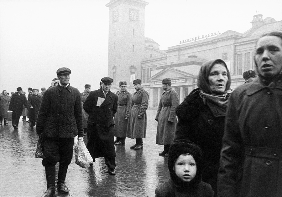 Moscow, 1957