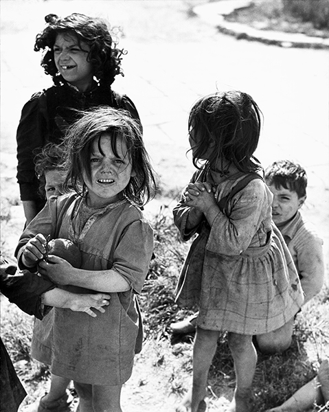 Naples, 1947