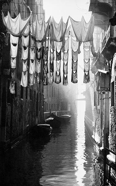 Venice. Canal #1, 1955 c.