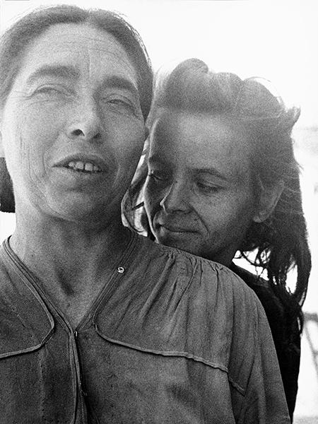 Partinico. Two women, 1954